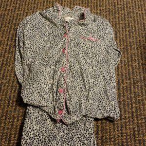 2 piece pajamas